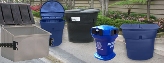 View Refuse Containers
